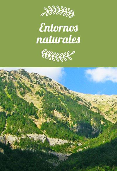Entornos naturales. Pequevisitas