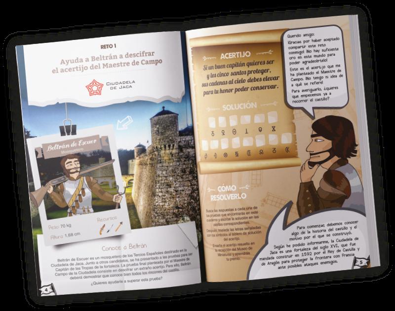 Cuaderno de ruta Pequevisitas