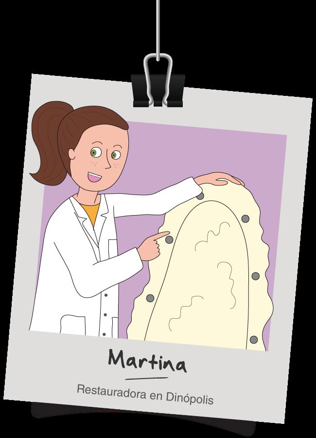legendark presentacion martina
