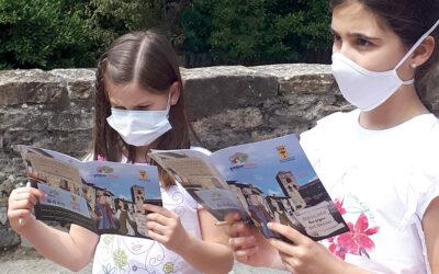 Más de 750 niños ya han disfrutado en 2020 de Pequevisitas en la Ciudadela de Jaca y Aínsa