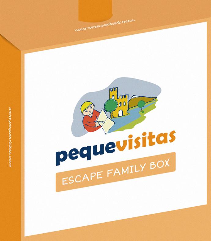 Pequevisitas Escape Family Box