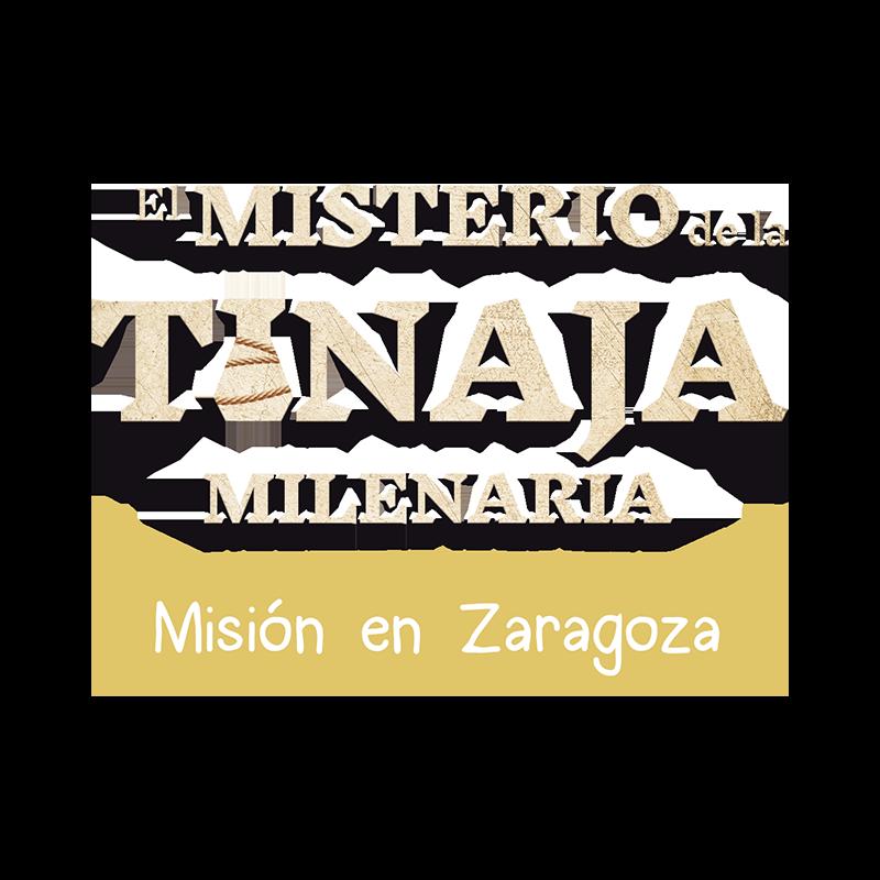 Pequevisitas Escape Family Box «El misterio de la Tinaja Milenaria. Misión en Zaragoza»